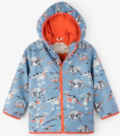 Hatley chlapecká nepromokavá bunda 92 modrá