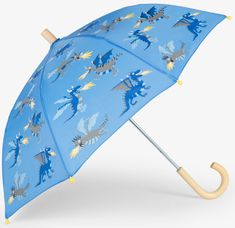 Hatley fiú esernyő sárkánnyal