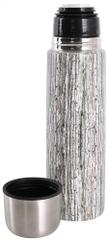 Toro Termoska 450 ml, potisk dřevo, nerez