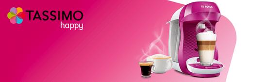 Bosch kávovar na kapsle TASSIMO TAS1001