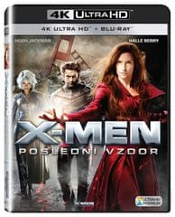 X-Men: Poslední vzdor  (2 disky) - Blu-ray + 4K ULTRA HD