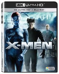 X-Men (2 disky) - Blu-ray + 4K ULTRA HD