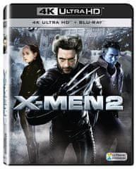 X-Men 2 (2 disky) - Blu-ray + 4K ULTRA HD