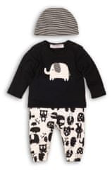 Minoti chlapecký kojenecký set Animal