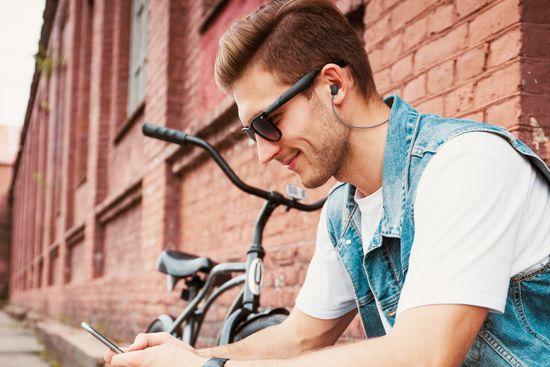 LAMAX Tips1 bezdrátová sluchátka