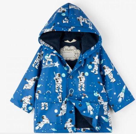 Hatley fiús vízálló kabát 74/80 kék
