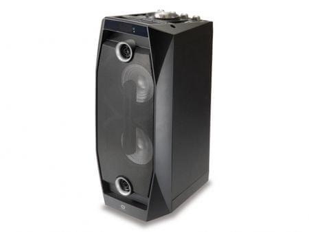 Conceptronic disko zvočnik, črn