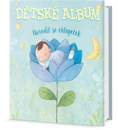 Dětské album - Narodil se chlapeček
