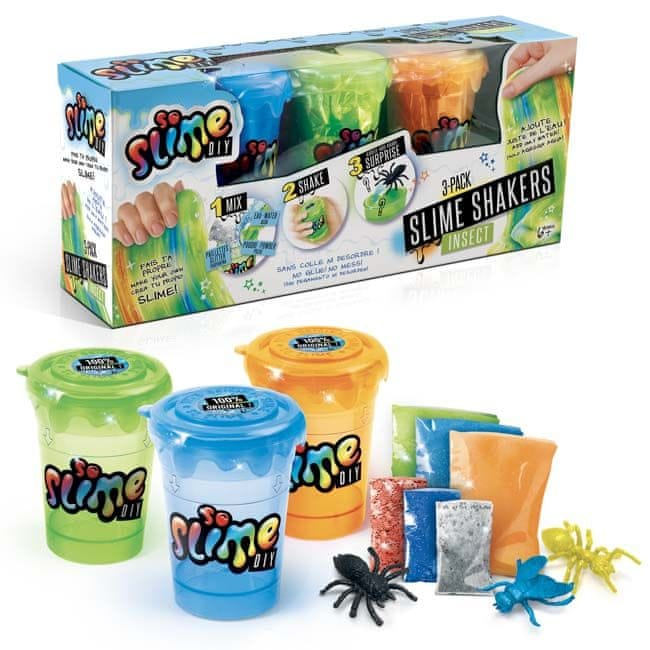 EP Line Slime 3 pack pro kluky