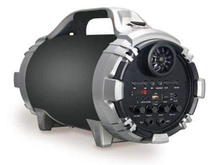 Conceptronic bluetooth zvočnik Massimo 01B, črn