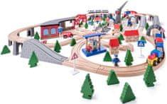 Woody Vláčkodráha - Průmyslová zóna