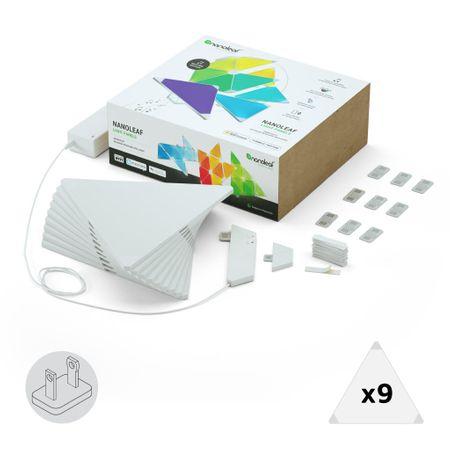 Apple svetlobni paneli Nanoleaf, Smarter kit, Rhythm Edition
