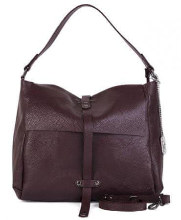 Anna Morellini fialová kabelka