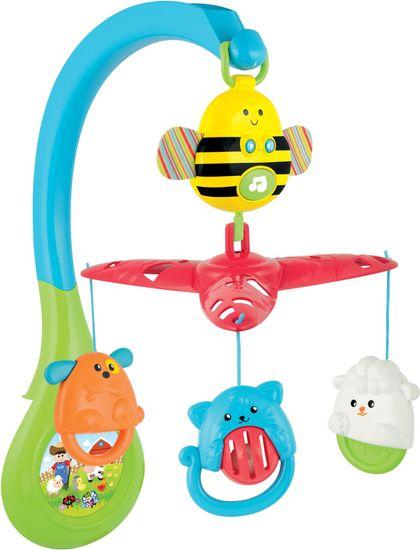 Buddy Toys BBT 5020 kolorowa karuela Bee