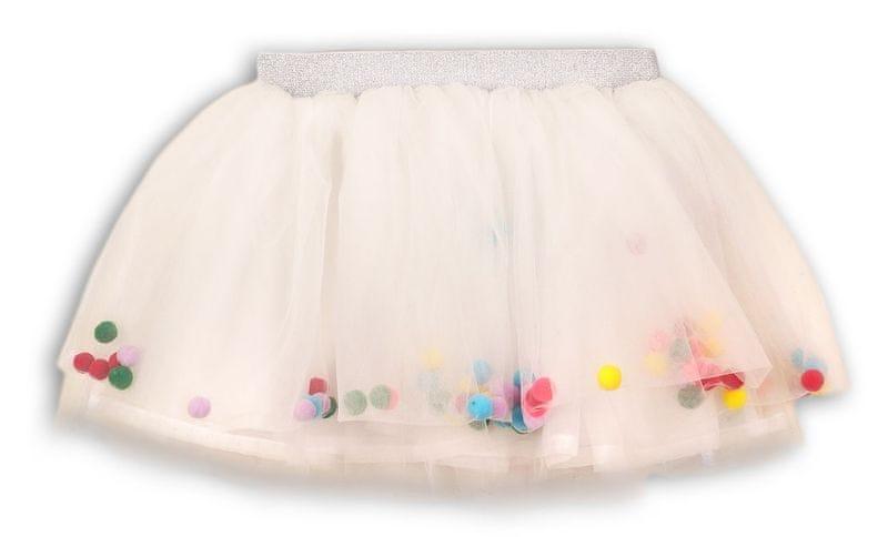 e2e76c34d6f Minoti dívčí sukně TUTU Gang 104 bílá