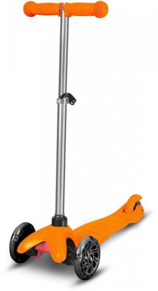Buddy Toys BPC 4111 Koloběžka TAMAN oranžová