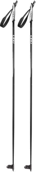 Leki Vasa Junior black/white-anthracite-silver 105