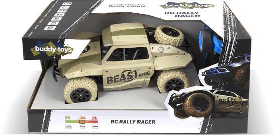 Buddy Toys samochód zdalnie sterowany BRC 18.522 RC Rally Racer