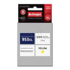 ActiveJet črnilo HP 953XL, rumeno - Odprta embalaža