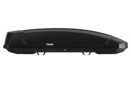 Thule strešni kovček Force XT Aeroskin, XL, črn