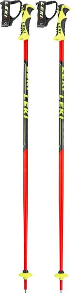 Leki WC Lite - SL TR-S neonred/neonyellow-black-white 100