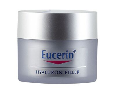 Eucerin intenzivna nočna krema proti gubam Hyaluron Filler, 50ml