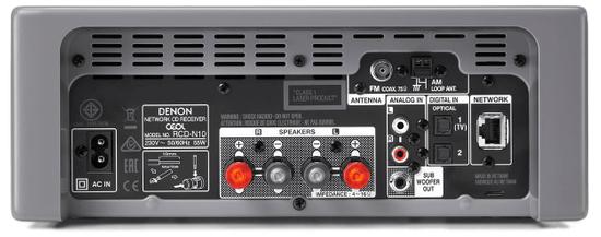 Denon RCD-N10 CEOL