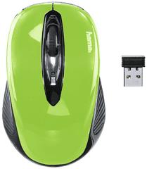 Hama AM-7300, fekete/zöld (86567)