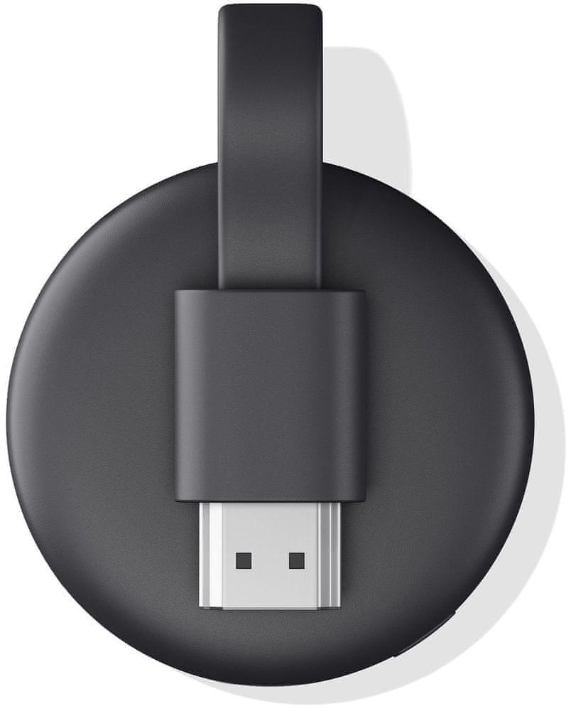 Google Chromecast 3 - rozbaleno