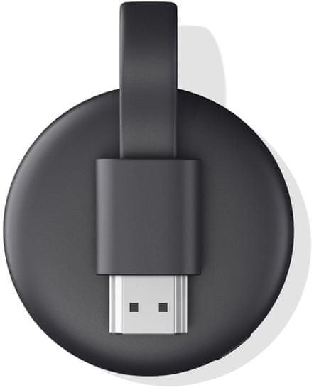 Google multimedijski center Chromecast 3