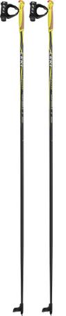 Leki CC 300 black/neonyellow-anthracite 130 čierna/žltá