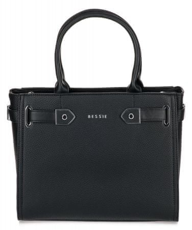 Bessie London černá kabelka Reese