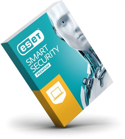 ESET Smart Security Premium pro 1 PC na 12 měsíců