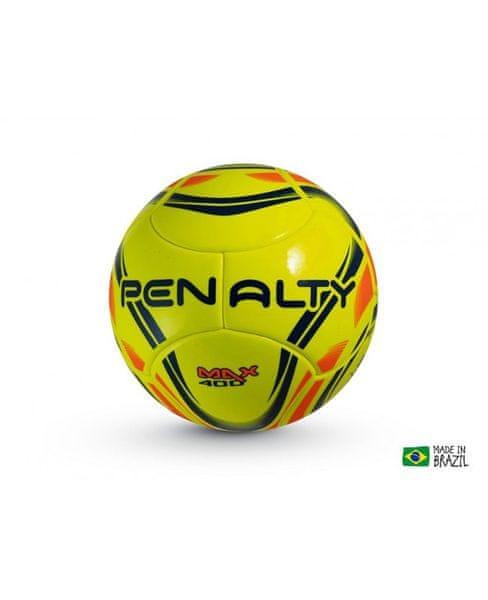 ee5e4083638 PENALTY Míč na futsal MAX 400 TERM VI žlutá černá 4