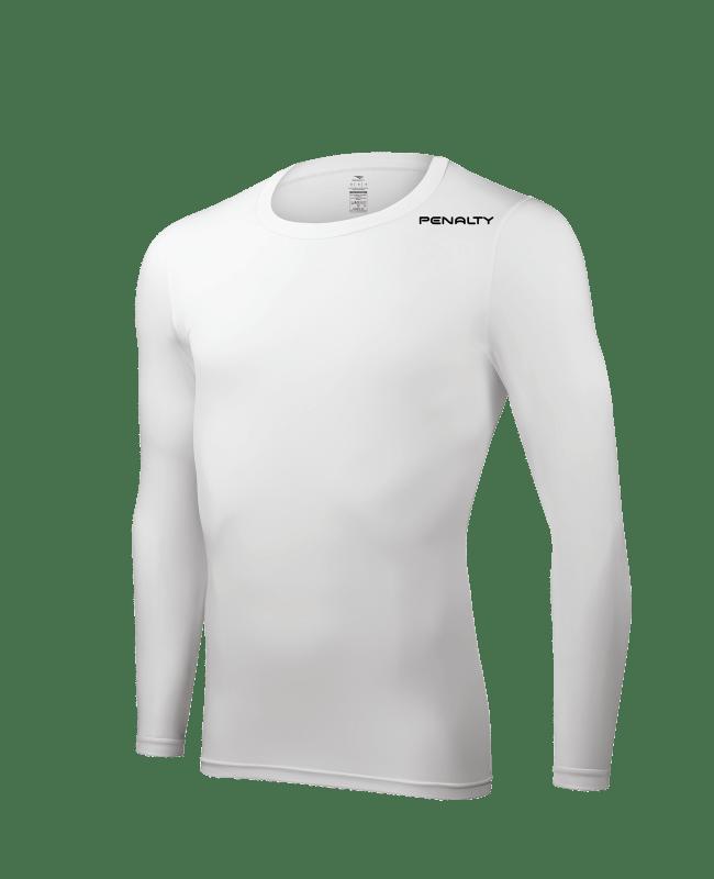PENALTY Termotriko MATIS s dlouhým rukávem bílá XL