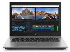 HP prenosnik ZBook 17 G5 i7-8850H/32GB/SSD1TB+1TB/P4200/17,3UHD/W10P (2XD26AV#70129865)