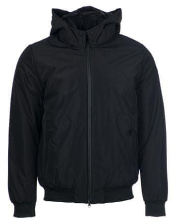 Mustang pánská bunda Light Hood Jacket M černá  82af76d963