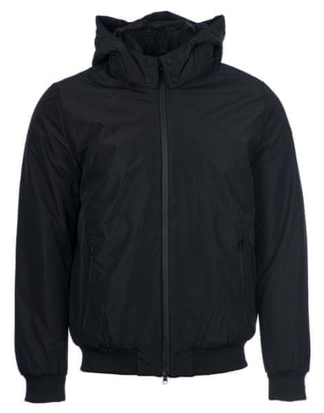 Mustang pánská bunda Light Hood Jacket L černá