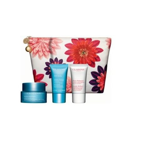 Clarins (Hydration Is Back)