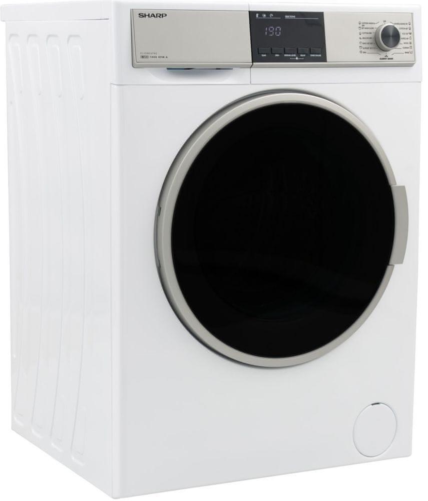 Sharp pračka se sušičkou ES HDB8147W0