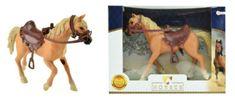 Teddies koń z siodłem 17cm