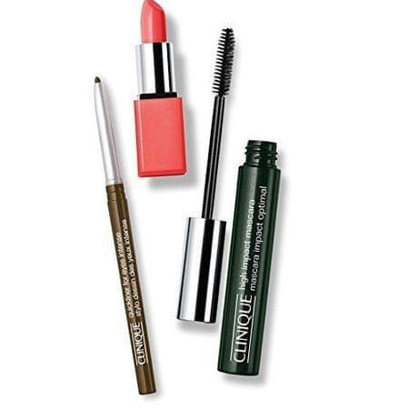 d343cedc25 Clinique Ajándék szett dekoratív kozmetikumok (Getaway Sheers Set ...