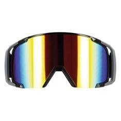 Motocyklové crossové brýle S-line Scrub MX černá-šedá-černá