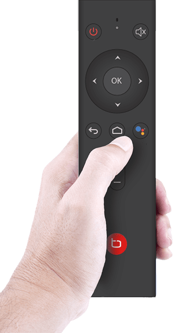 Techbite Flix TV Box multimediální centrum