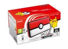 Nintendo igralna konzola New 2DS XL, Pokeball Edition
