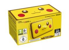 Nintendo igralna konzola New 2DS XL, Pikachu Edition