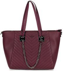Bessie London Taylor bordó táska