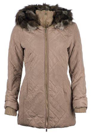 Desigual dámský kabát Maca 36 béžová