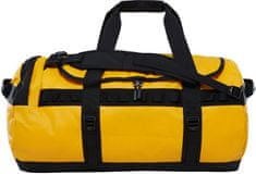 The North Face Base Camp Duffel M Summit Gold/TNF Black M