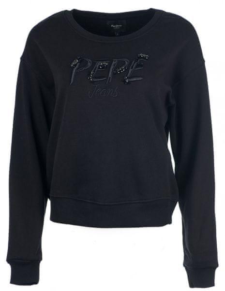 e1971f7a6d4 Pepe Jeans dámská mikina Sofi L černá